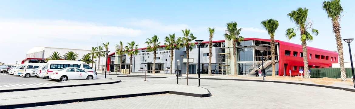 Second major gateway developed and managed by NAC - Namibia Airports Company